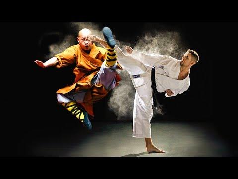Karate vs Shaolin Kung Fu - Motivational Video