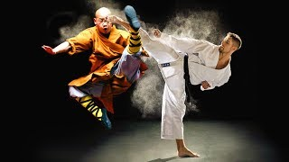 Video Karate vs Shaolin Kung Fu - Motivational Video download MP3, 3GP, MP4, WEBM, AVI, FLV November 2019