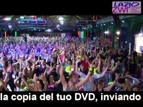 Zumba: Gina Grant 1#master class in Italia – Roma – 16 novembre 2014- Special Guest Tanja Gottardo
