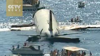 Turkey tourism: Authorities sink 54-meter jet to attract divers