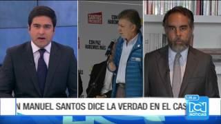 Sí o No: responden Armando Benedetti y Samuel Hoyos