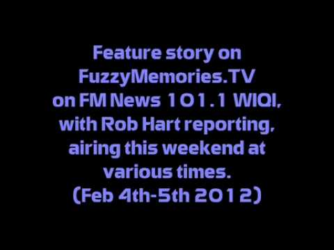 FM News 101.1 Feature Story on The Museum of Classic Chicago Television (www.FuzzyMemories.TV)