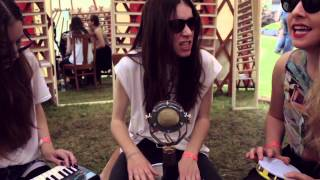 warby parker presents haim go slow acoustic