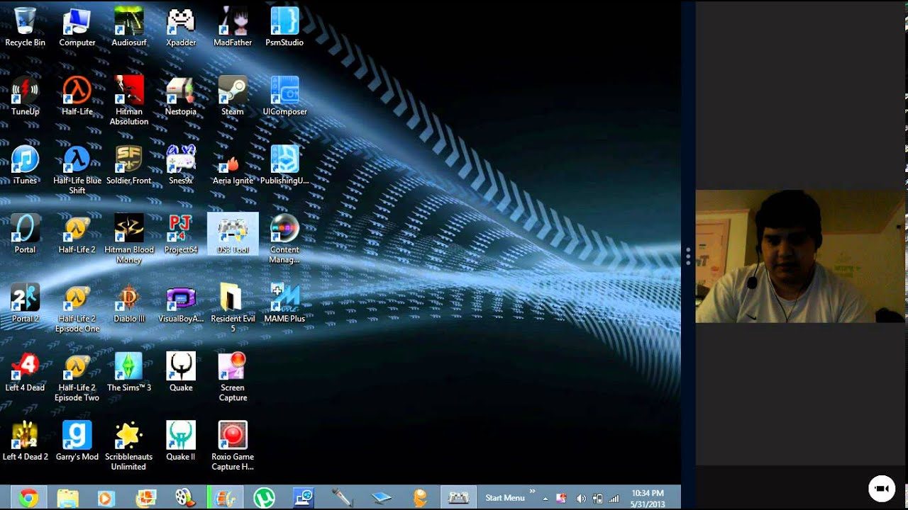 Zhidong v full vibration feedback usb wired controller gamepad.