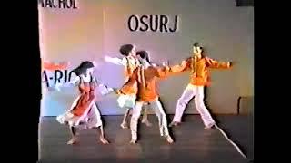 Lehakat Mechol Hanoar - OSURJ - Hava Netze Bemachol 1985