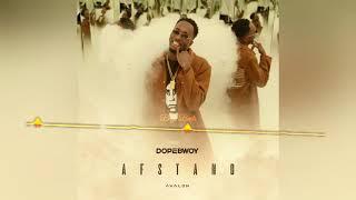 Dopebwoy - Afstand (Beat / Instrumental)