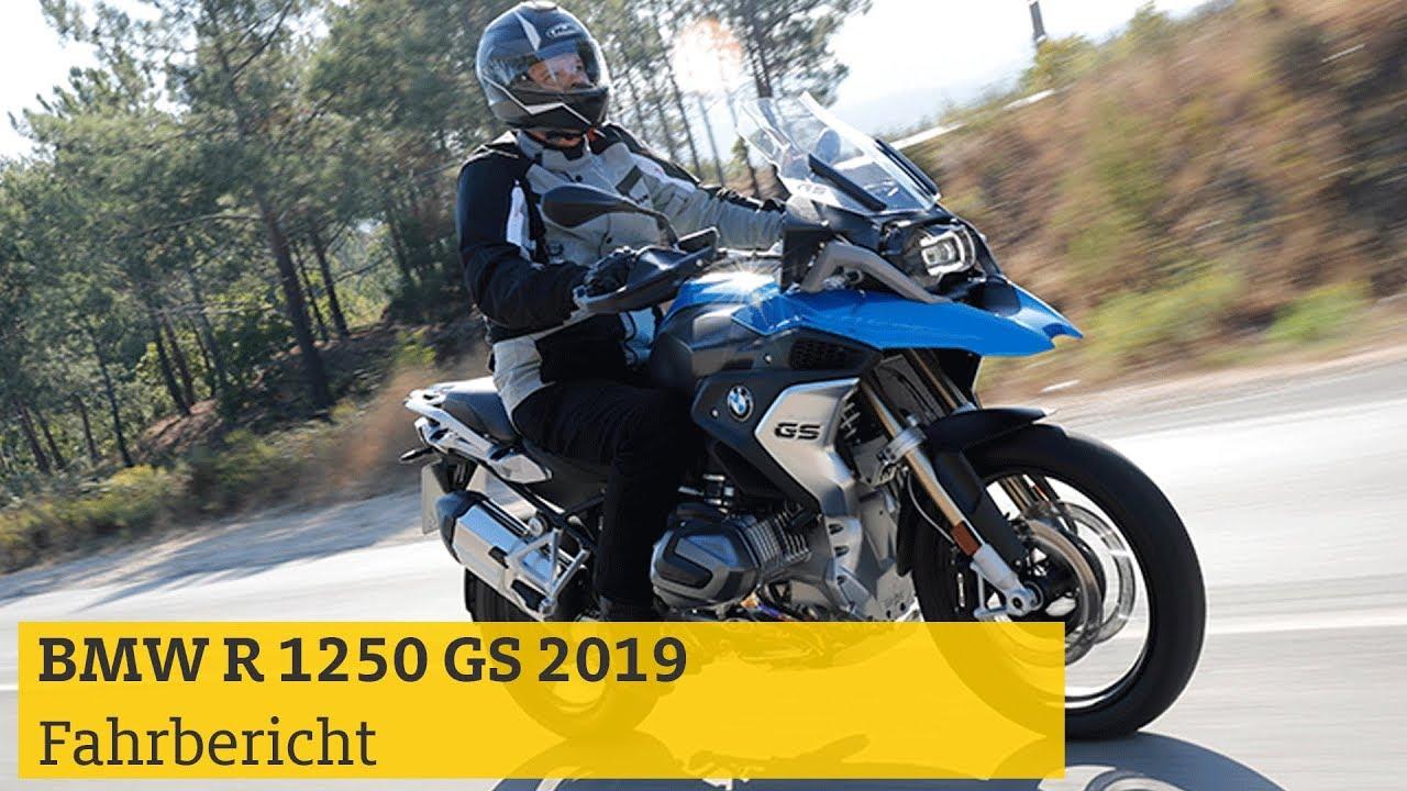 Bmw R 1250 Gs 2019 Fahrbericht Technische Daten Preise Adac