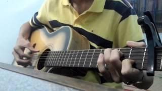 Như Ngày Hôm Qua(Sơn Tùng MTP)-Guitar Solo