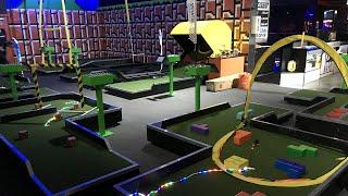 Micro Drone Night - Indoor Acro Fun!