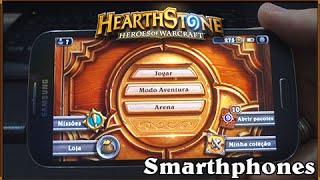 HearthStone para Celular/Smartphone! Como Baixar/Download e Jogar...