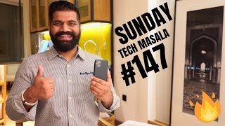 #147 Sunday Tech Masala - New Setup Tour & More...#BoloGuruji🔥🔥🔥