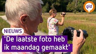 Echtpaar Van Slag Na Dood Edelhert We Hebben Duizenden Fotos Van Hubertus