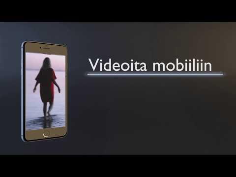 Tuotantotalo Samuus tuottaa videoita kaikkiin kanaviin - myös mobiililaitteisiin