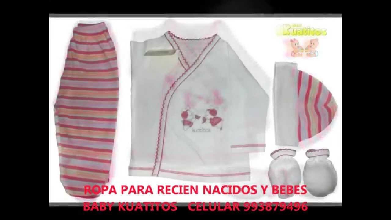ROPA PARA RECIEN NACIDOS Y BEBES EN GAMARRA BABY KUATITOS - YouTube