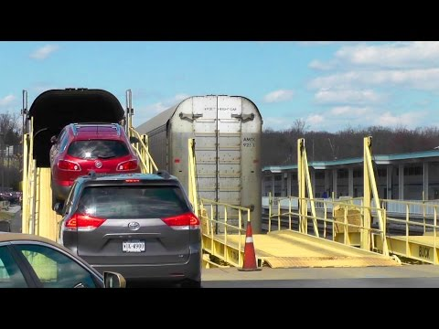 Thumbnail: Amtrak Auto Train Loading and Leaving Lorton Virginia | Railfan Rowan