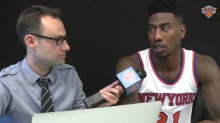 Speed Drills with Iman Shumpert: Afraid of Ghosts?