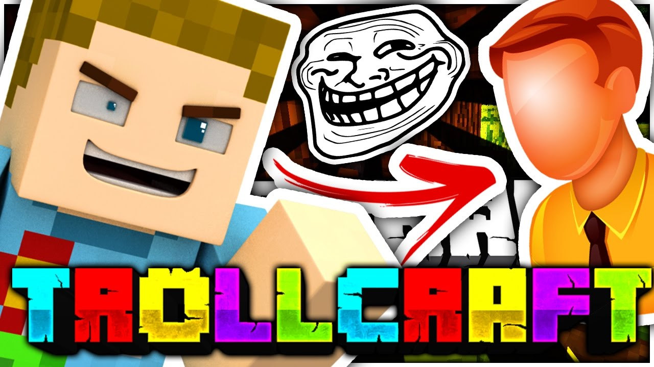 Download Minecraft | TROLLING THE SERVER OWNER?! - Troll Craft