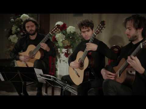 W. A Mozart - Piano Sonata No. 8  K.310 - Trio Elogio