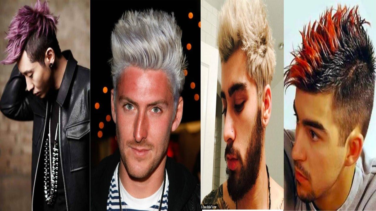 men's hair color ideas