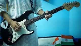 Jana Gana Mana // electric guitar version //national anthem // india