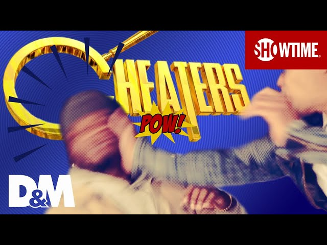 Cheaters Host Peter Gunz Fist-Fights on His Show | DESUS & MERO | SHOWTIME