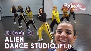 Video [THE PAPEDA] Eps 2 - Joget di  ALiEN DANCE STUDIO (pt.1) download MP3, 3GP, MP4, WEBM, AVI, FLV Juli 2018
