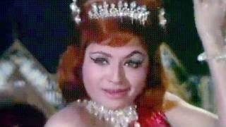 Main Hasina, Naznina - Lata Mangeshkar, Asha Bhosle, Baazi Song