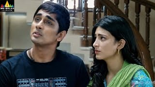 Oh My Friend Movie Siddharth Emotional Dialogues | Siddharth, Shruti Haasan | Sri Balaji Video