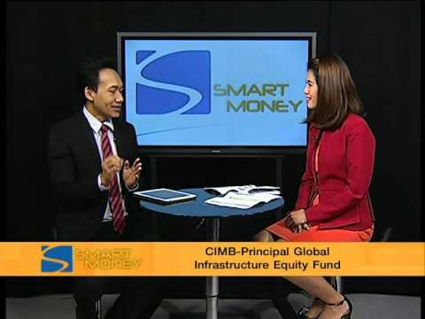 "Smart Money ""CIMB-Principal Global Infrastructure Equity Fund"" / 9 ก.พ. 59"