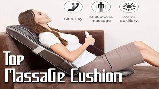 10 Best Massage Cushions 2019