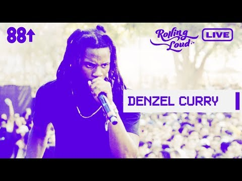 Denzel Curry - ULTIMATE (LIVE FROM ROLLING LOUD 17)