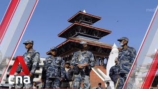 Nepal detains more than 120 Chinese nationals for suspected cyber crime, bank fraud