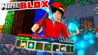 ROBLOX Adventure - MINEBLOX