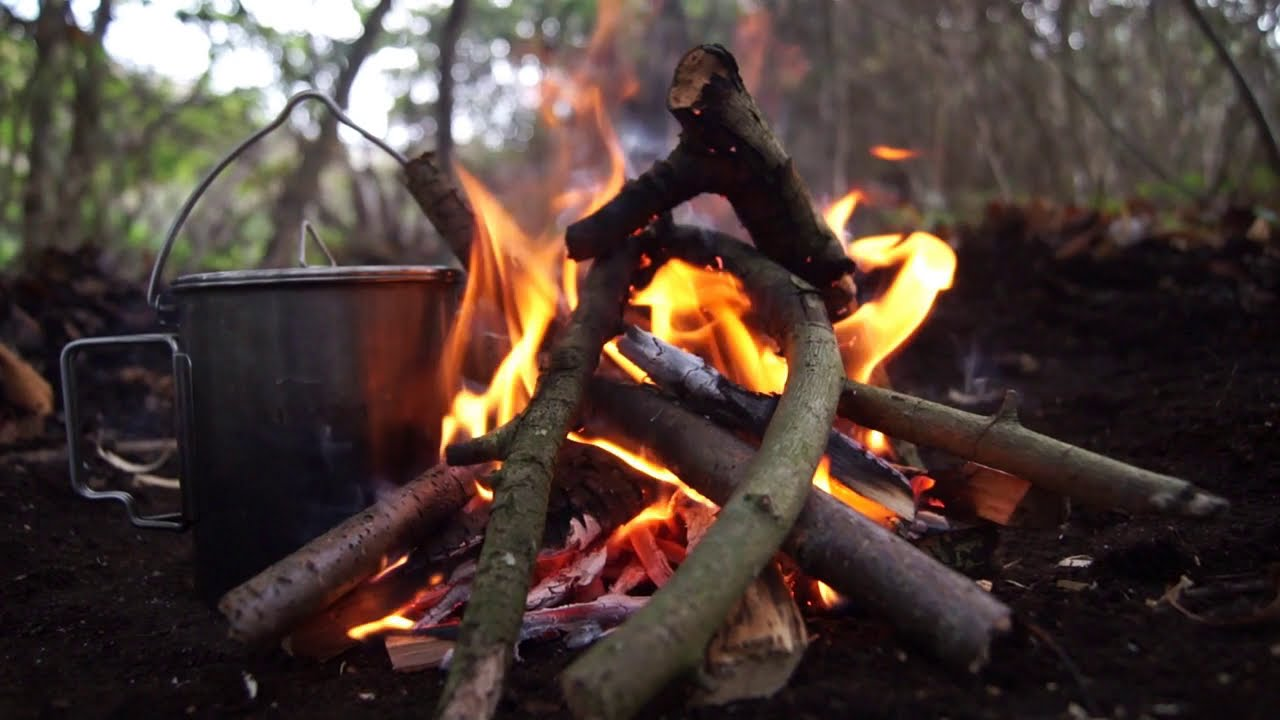 Bushcraft ALL OUTDOORS Channel Trailer | Mini Movie
