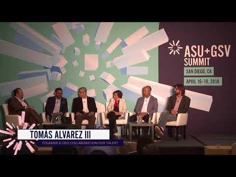 """ASU GSV Summit: FoT@W Panel: The Future of Diversity at Work """
