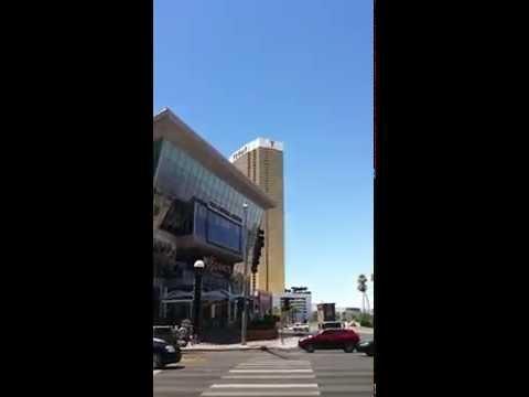Gold Trump Tower in Vegas