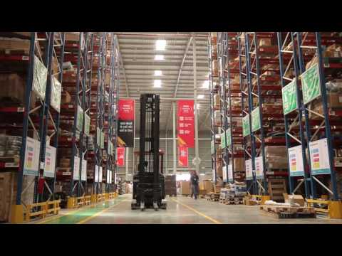 TGP warehouse (Santosh Nagar, Pune)