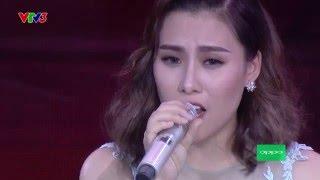 giot nang ben them - phuong nga tap 1 vong tranh dau  the x factor - nhan to bi an 2016 season 2