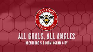 All Goals, All Angles: Bees 5-0 BCFC