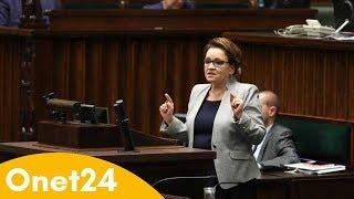 Morawiecki uważa, że Zalewskiej należy się medal   Onet24