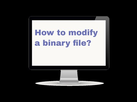 PYTHON TUTORIAL: HOW TO MODIFY A BINARY FILE IN PYTHON PROGRAMMING [YOUR QUESTIONS] thumbnail