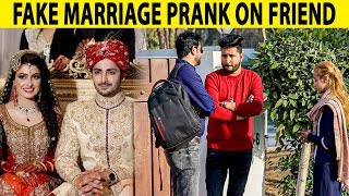 Fake Marriage Prank on my Friend Sharik Shah - Lahori PrankStar