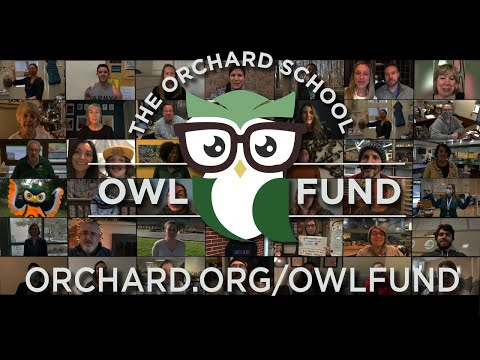 The Orchard School's Owl Fund: Owls Forever!