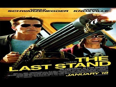 Corchette Presenta la última Película de Arnold Schwarzenegger