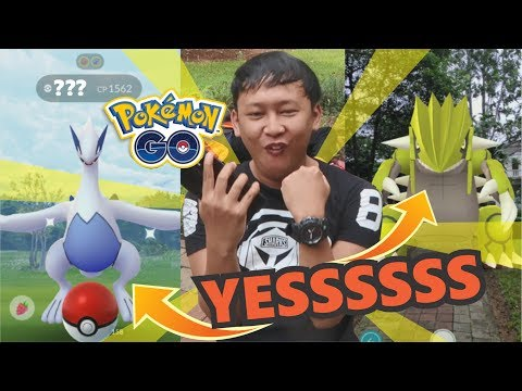 AKHIRNYAAA DAPAT POKEMON LEGENDARIS INI !!! 「Pokemon GO Indonesia」 thumbnail