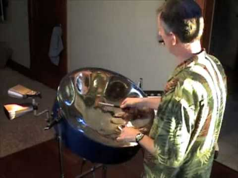 Jamaica Farewell on Steel drum (Pan) by Kent Arnsbarger