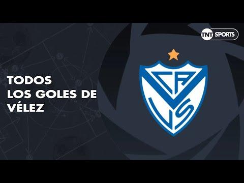 Todos los goles de Vélez en la Superliga 2019/2020