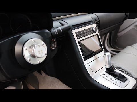 JDM Double Din Install – Infiniti G35