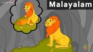 Fox And The Cave   പഞ്ചതന്ത്രകഥകൾ  Cartoon / Animated Stories For Kids