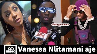 JUX; Vanessa Nilitamani Aje/Wali kamatwa na Polisi/ Mpenzi Wangu Kachelewa Ndege